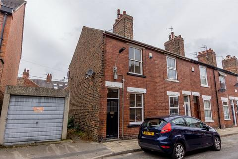 2 bedroom end of terrace house for sale - Curzon Terrace, South Bank, York