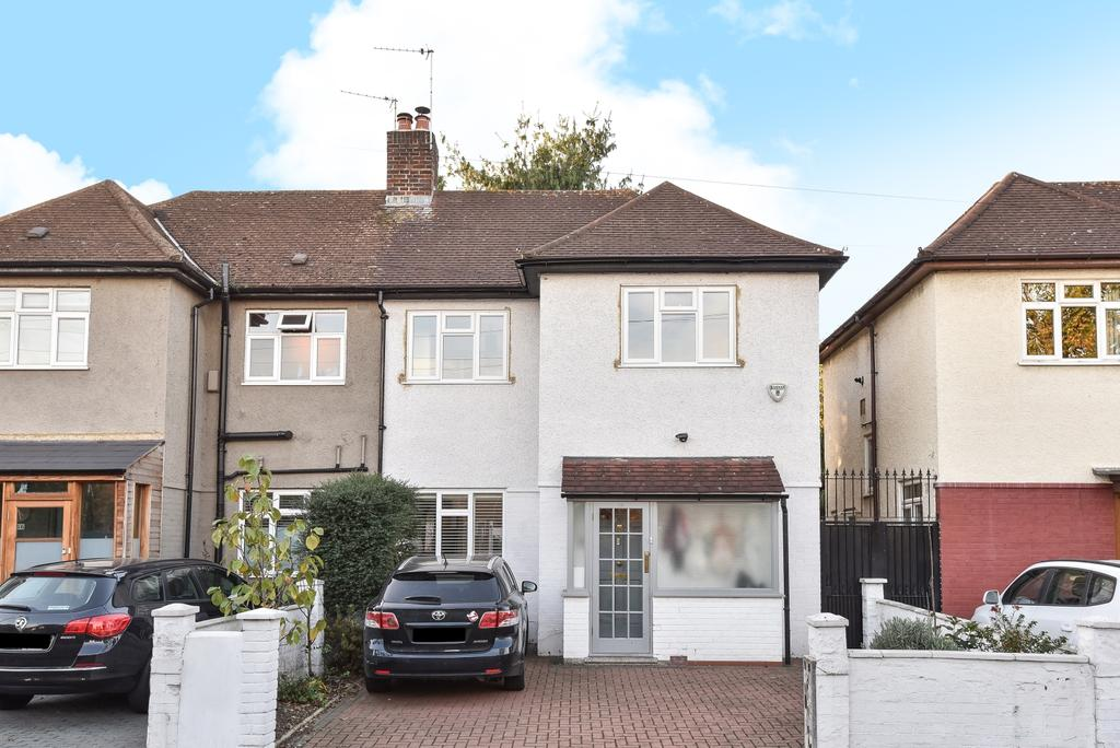 3 Bedrooms Semi Detached House for sale in Bellenden Road Peckham SE15