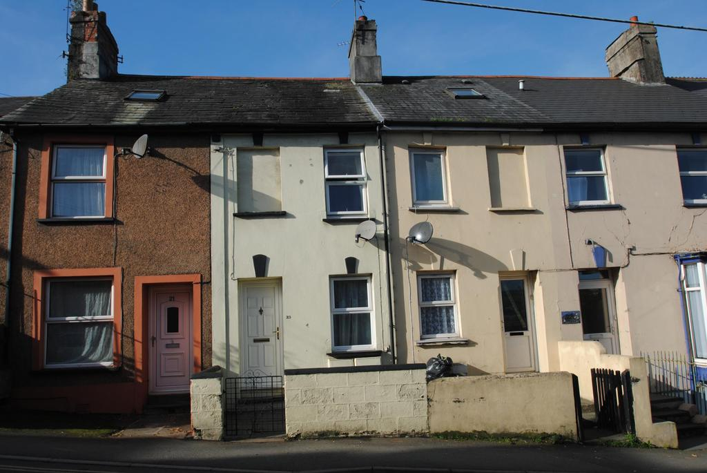 2 Bedrooms Terraced House for sale in St. Thomas Road, Launceston