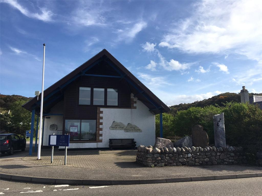 House for sale in Former Tourist Information Centre, Lochinver, Highland, IV27
