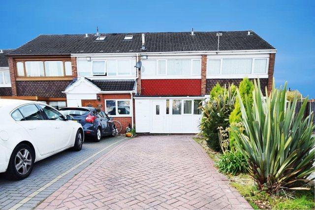 2 Bedrooms Terraced House for sale in Gorsey Lane,Great Wyrley,Staffordshire