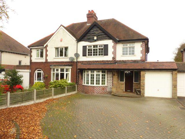 3 Bedrooms Semi Detached House for sale in Sutton Road,Walsall,West Midlands