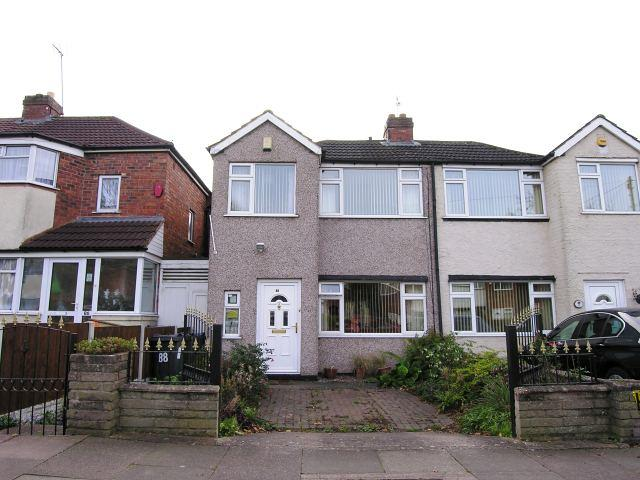 3 Bedrooms Semi Detached House for sale in Goodway Road,Great Barr,Birmingham