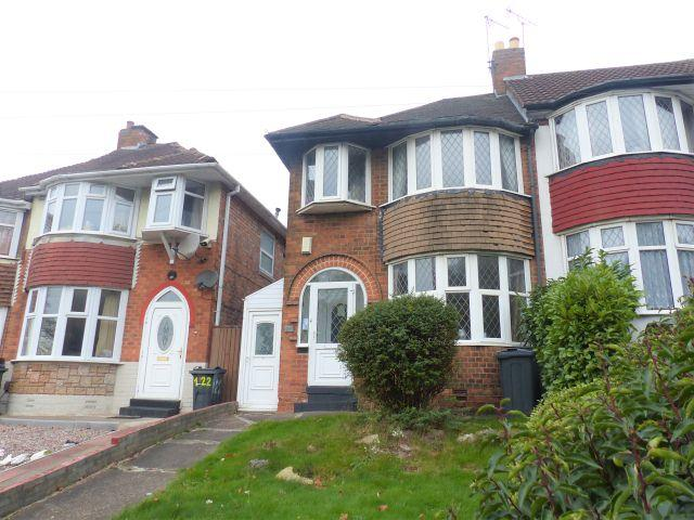 3 Bedrooms Semi Detached House for sale in College Road,Sutton Coldfield,West Midlands