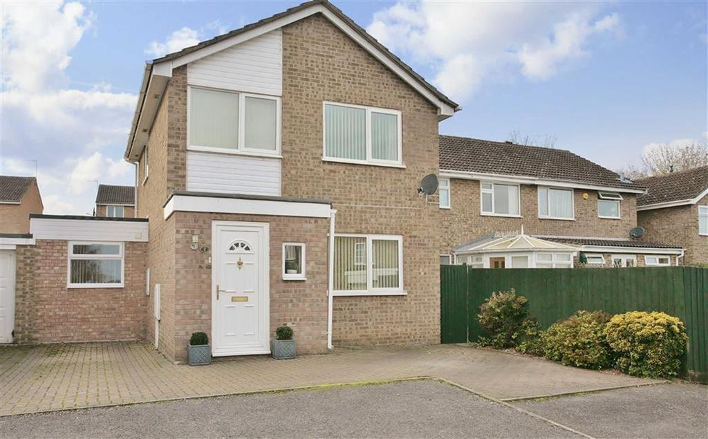 3 Bedrooms Link Detached House for sale in Grebe Road, Cherwell Heights, Banbury