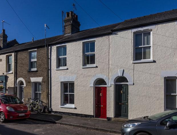 3 Bedrooms Terraced House for sale in Derby Street, Cambridge