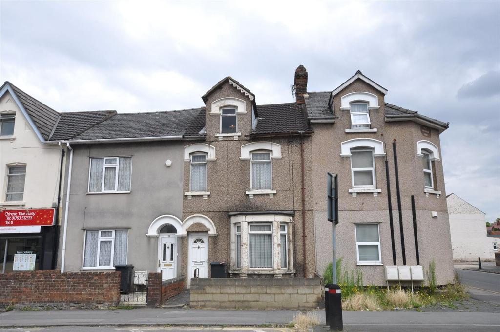 4 Bedrooms Terraced House for sale in Cricklade Road, Swindon, Wiltshire, SN2
