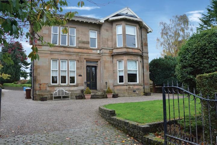5 Bedrooms Detached Villa House for sale in 81 East Kilbride Road, Busby, G76 8JE