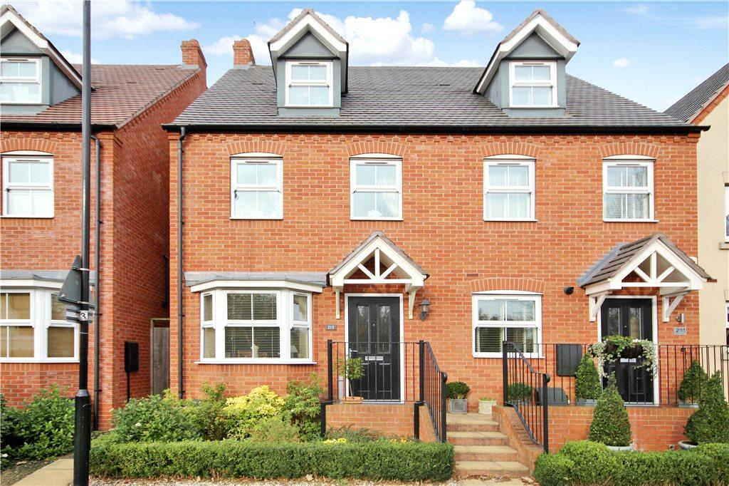 3 Bedrooms End Of Terrace House for sale in Warwick Road, Henley-in-Arden, B95
