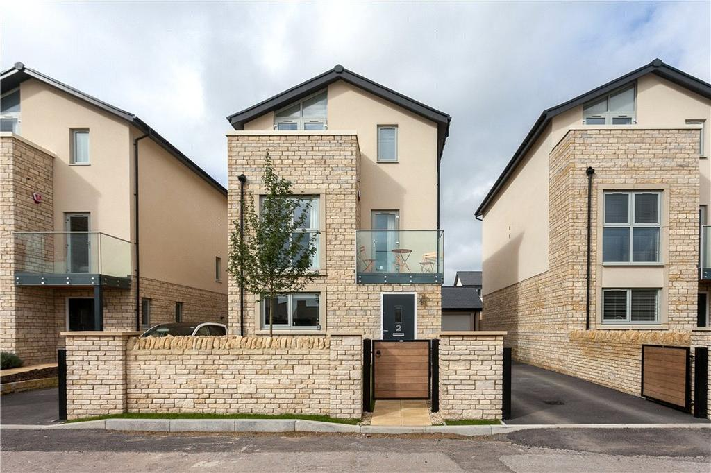4 Bedrooms Detached House for sale in Chelscombe Close, Lansdown, Bath, Somerset, BA1
