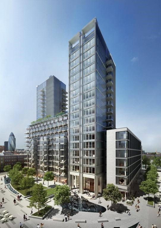 3 Bedrooms Flat for sale in Goodmans Fields, Leman Street, London, E1