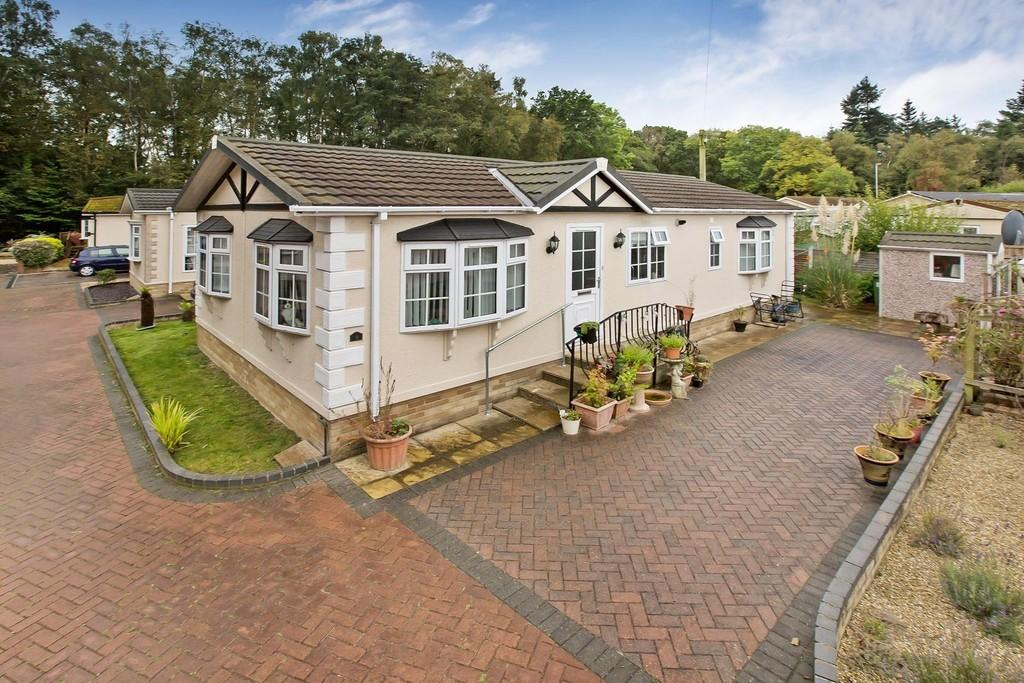 3 Bedrooms Mobile Home for sale in Old Newton Road, Bovey Tracey
