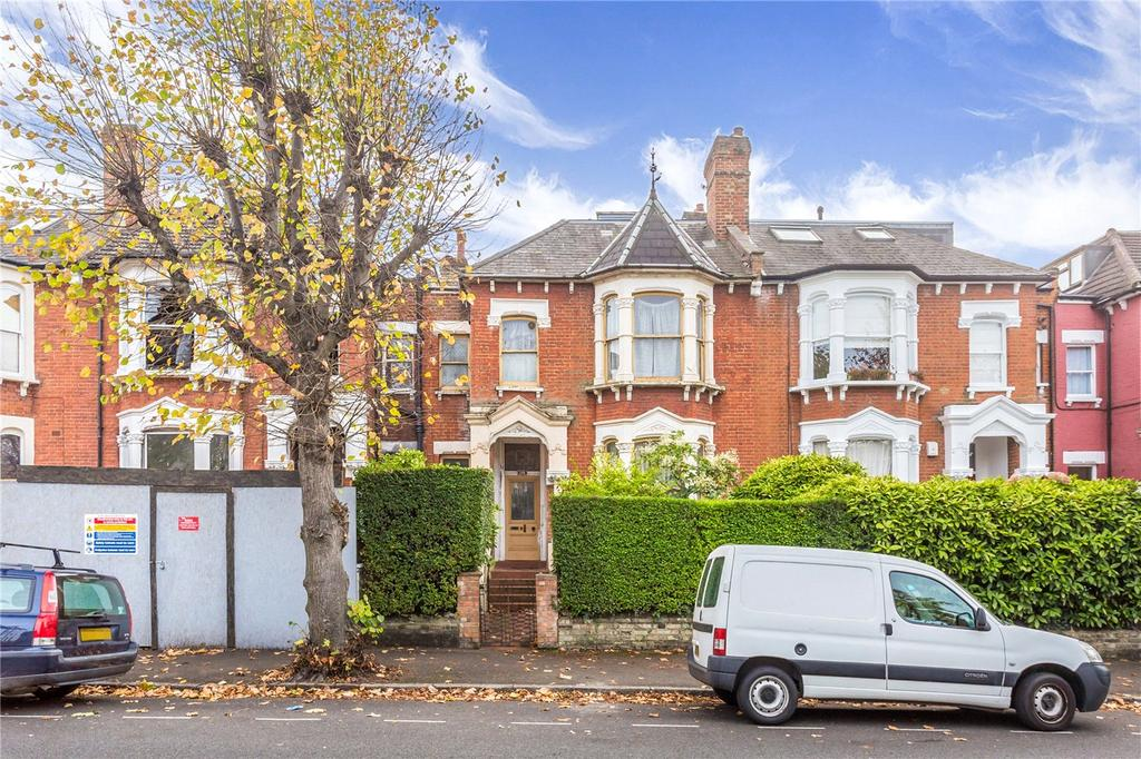 6 Bedrooms Terraced House for sale in Stapleton Hall Road, London, N4