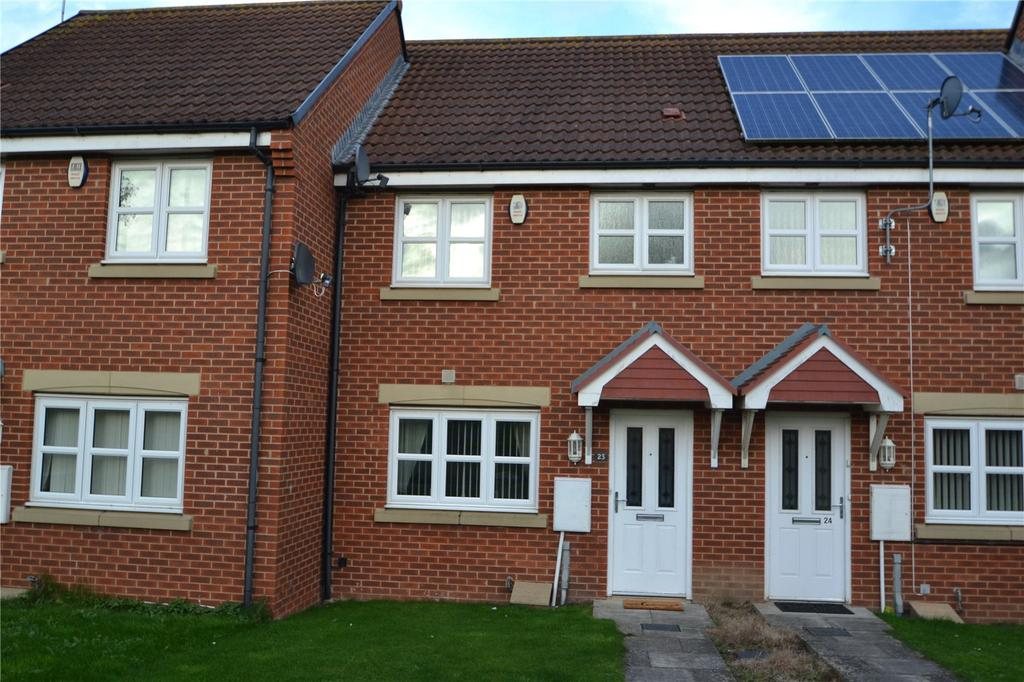 2 Bedrooms Terraced House for sale in Brackenridge, Shotton, Co.Durham, DH6