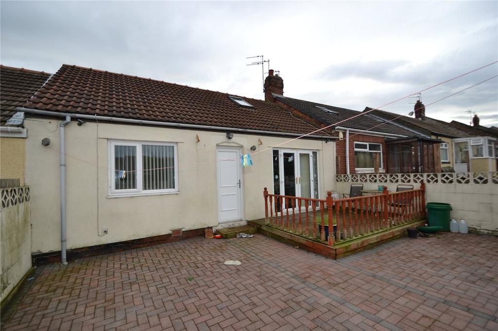 2 Bedrooms Terraced Bungalow for sale in Rosetown Avenue, Horden, Peterlee, Co.Durham, SR8