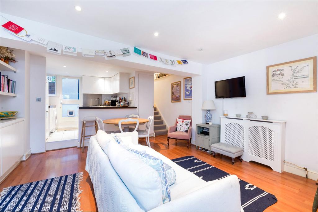 1 Bedroom Flat for sale in Hazlebury Road, 'Bury Triangle', Sands End, Fulham, SW6