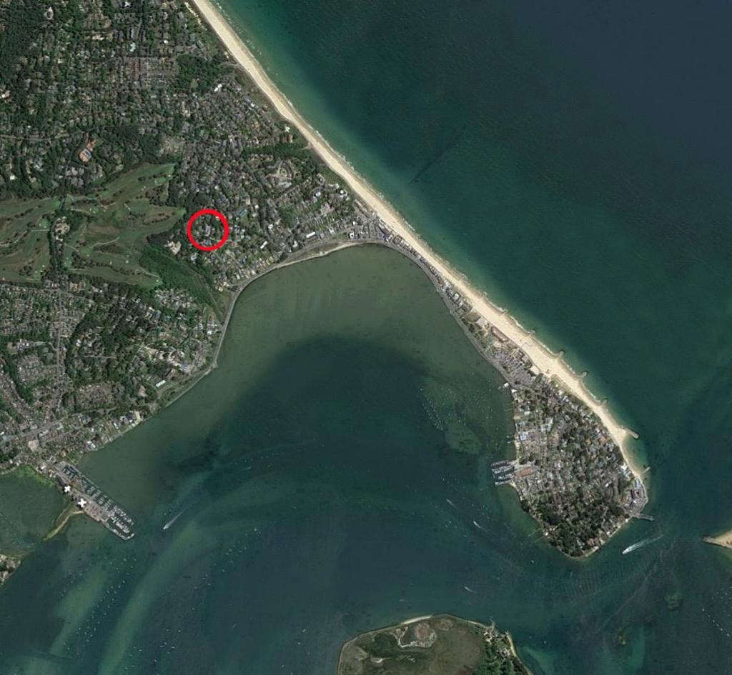 Plot Commercial for sale in Brudenell Avenue, Canford Cliffs, Poole, Dorset, BH13