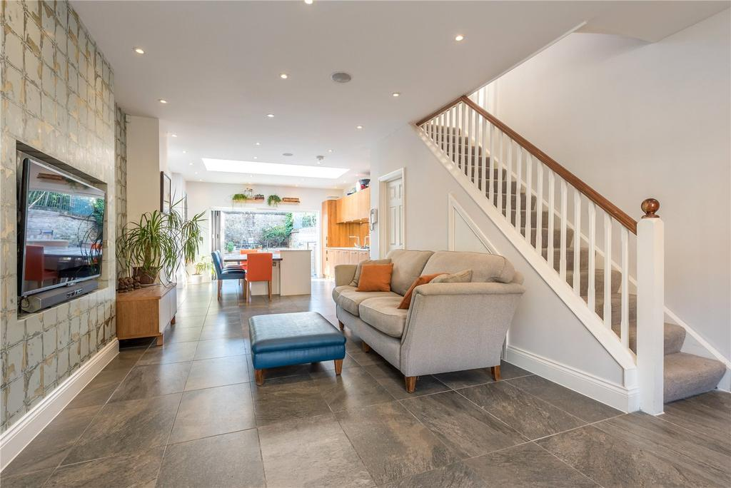 3 Bedrooms Terraced House for sale in Elizabeth Avenue, Islington, London, N1