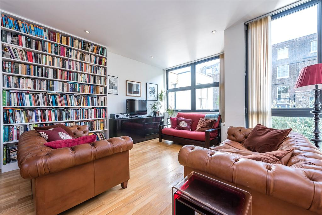 2 Bedrooms Terraced House for sale in Ingle Mews, Clerkenwell, London, EC1R