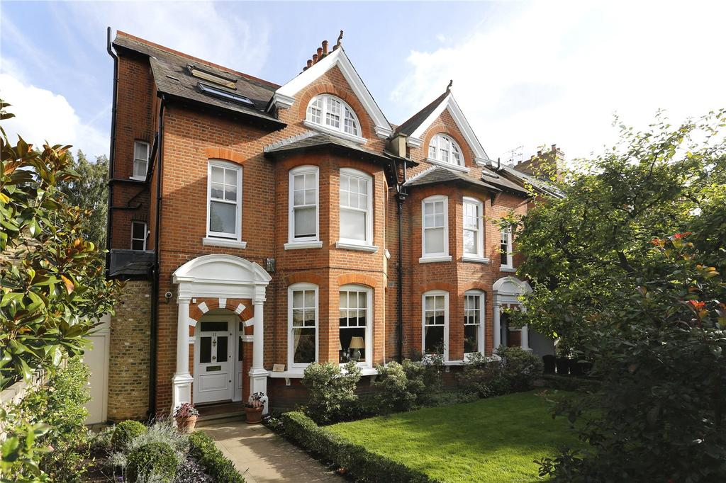 10 Bedrooms Semi Detached House for sale in Westover Road, Wandsworth, London, SW18