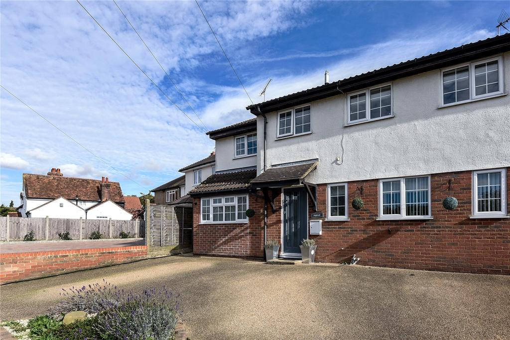 5 Bedrooms Semi Detached House for sale in Widford Road, Hunsdon, Ware, Hertfordshire, SG12