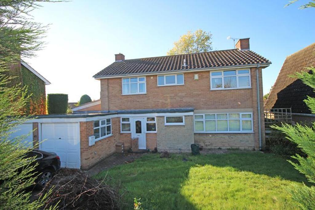 4 Bedrooms Detached House for sale in 45 Rowan Crescent, Worksop