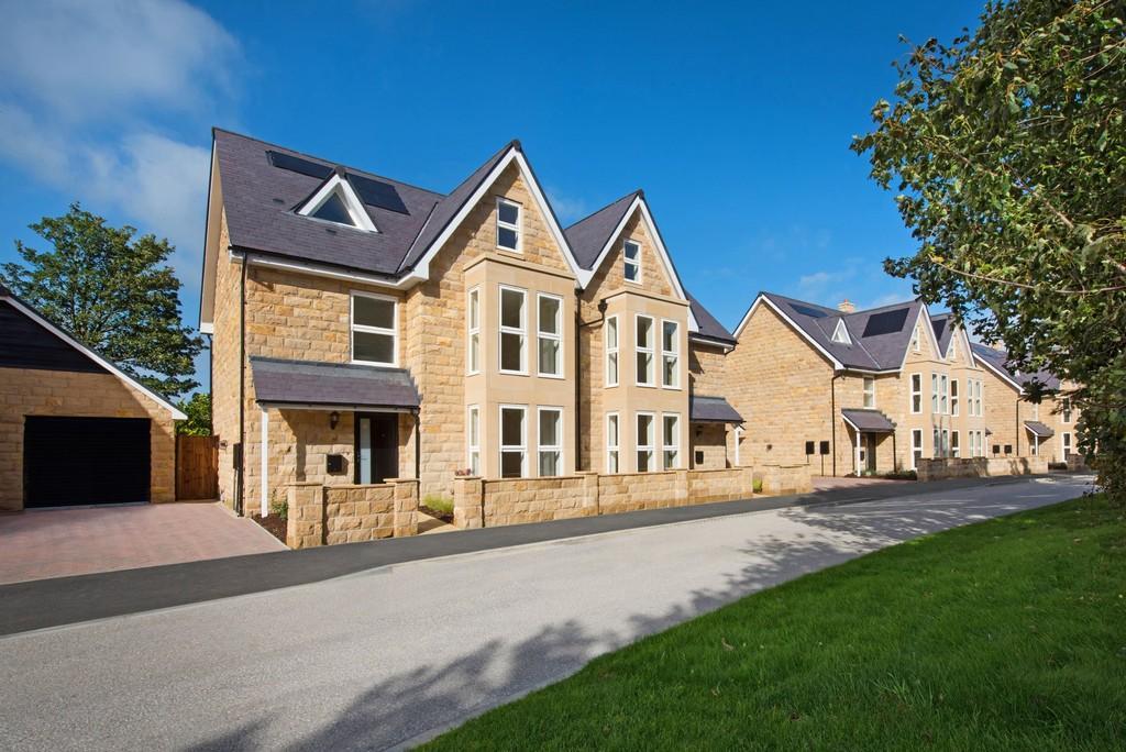 5 Bedrooms Semi Detached House for sale in Plot 8 [ Arkendale] Kent Drive, Harrogate
