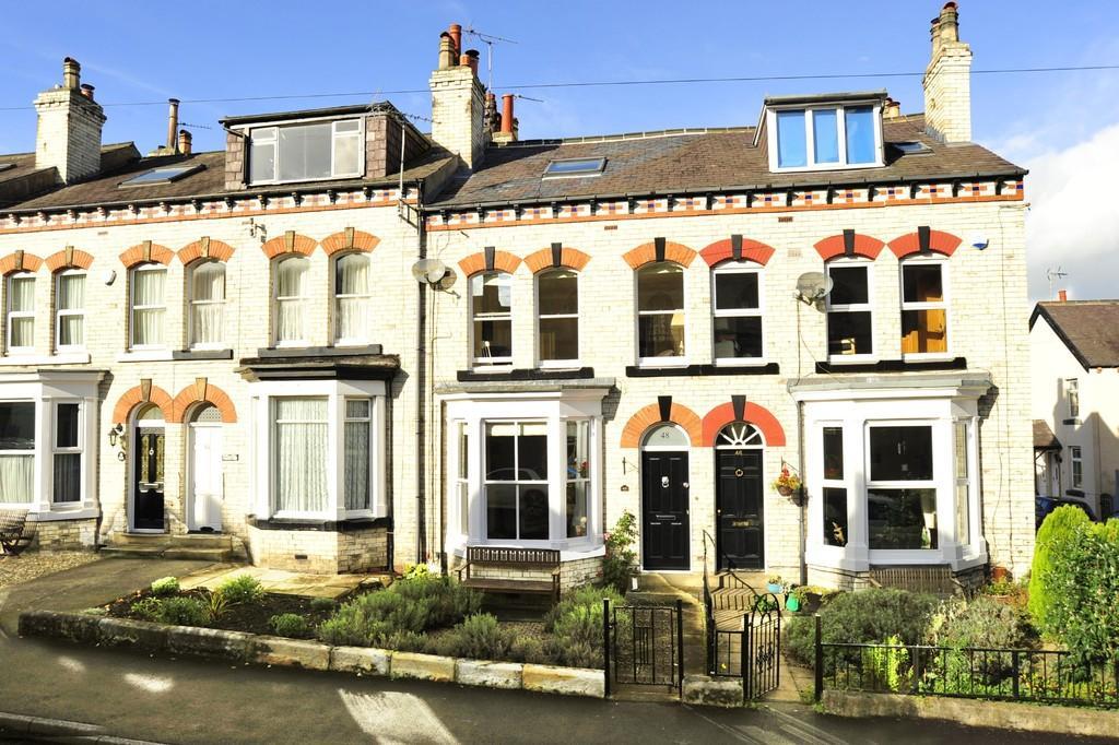 4 Bedrooms Terraced House for sale in Harlow Terrace, Harrogate