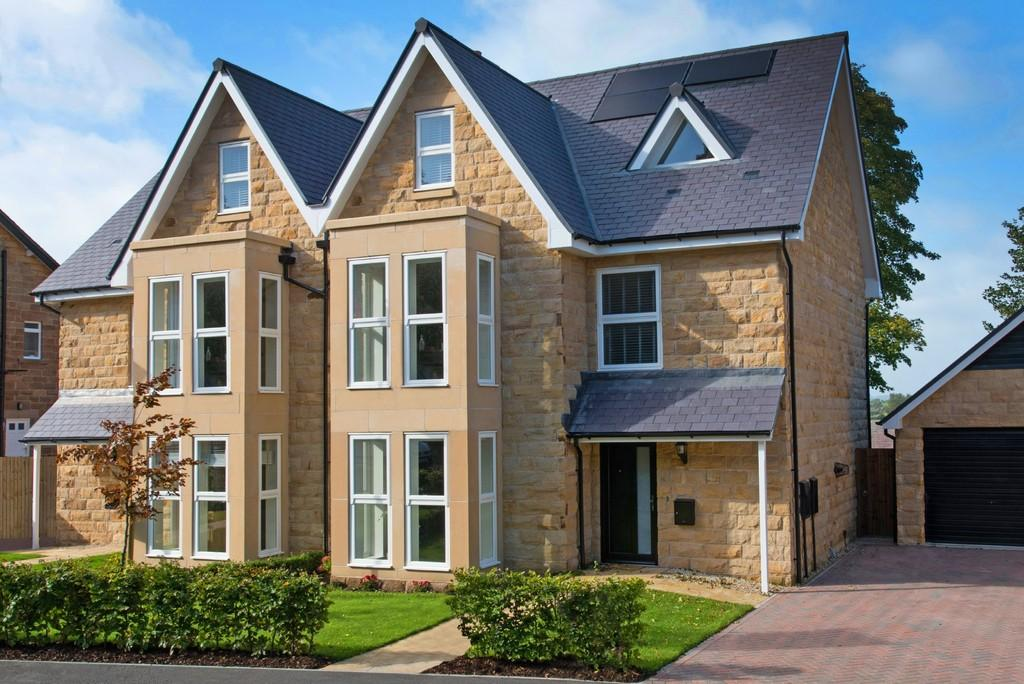 5 Bedrooms Semi Detached House for sale in Plot 5 [ Birstwith] - Kent Drive, Harrogate