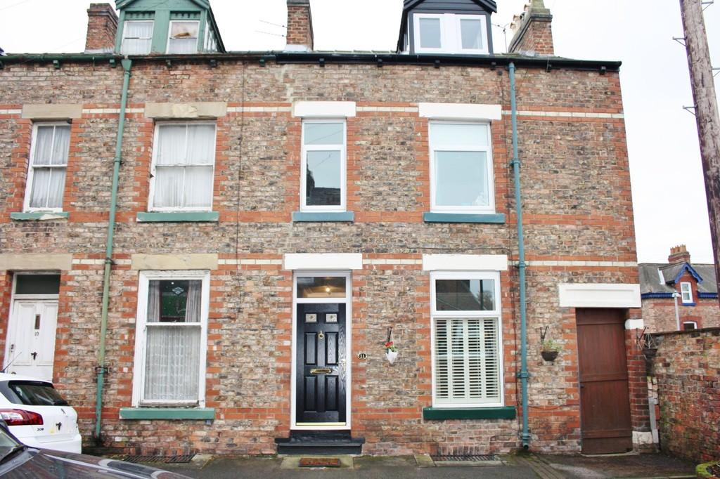 4 Bedrooms End Of Terrace House for sale in Rayner Street, Ripon