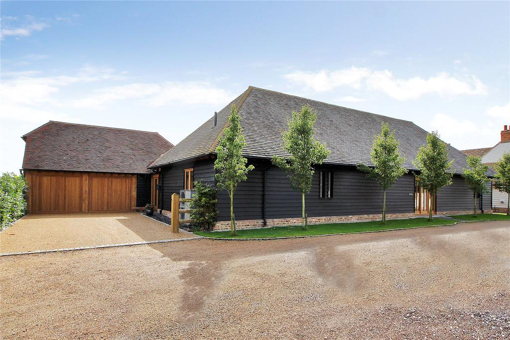 4 Bedrooms Detached House for sale in Hoath Farm, Bekesbourne Lane, Canterbury, Kent, CT3