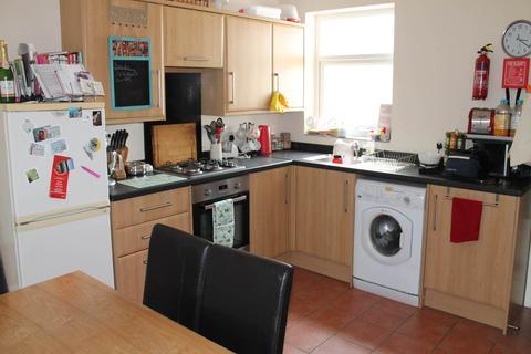 2 bedroom terraced house to rent - Camden Street, Derby,