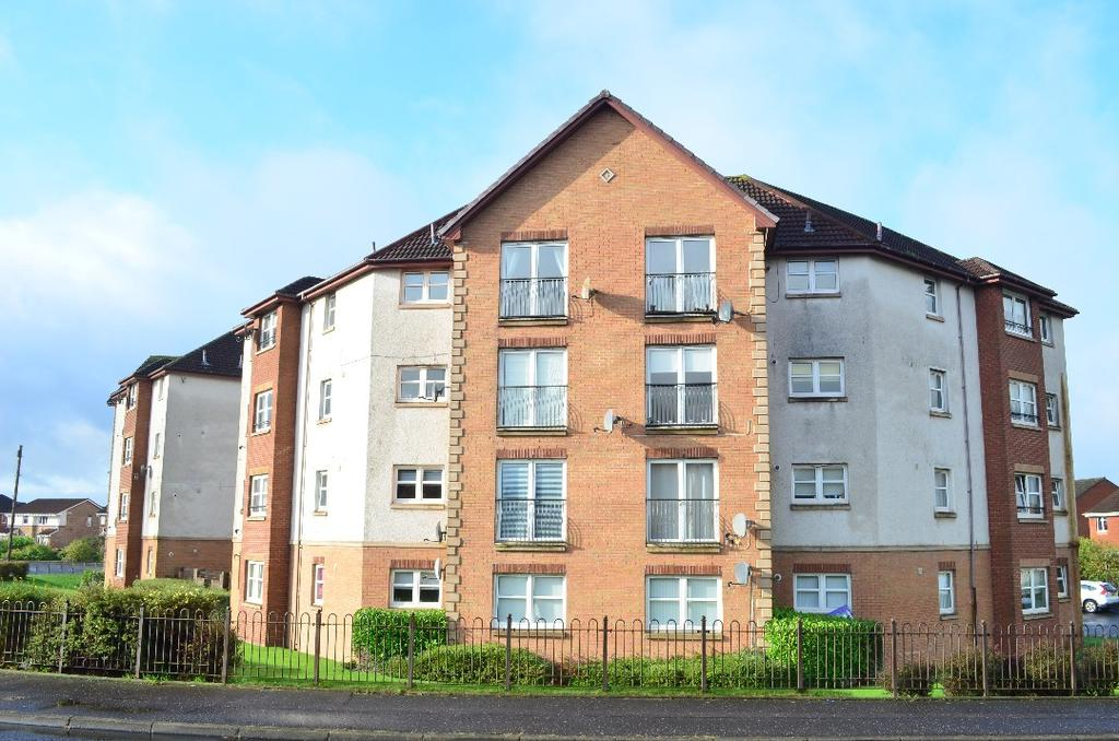 2 Bedrooms Apartment Flat for sale in Lochranza Court, Motherwell, North Lanarkshire, ML1 4FJ