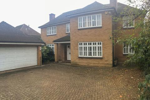 4 bedroom detached house to rent - Huntingdon Road, Cambridge