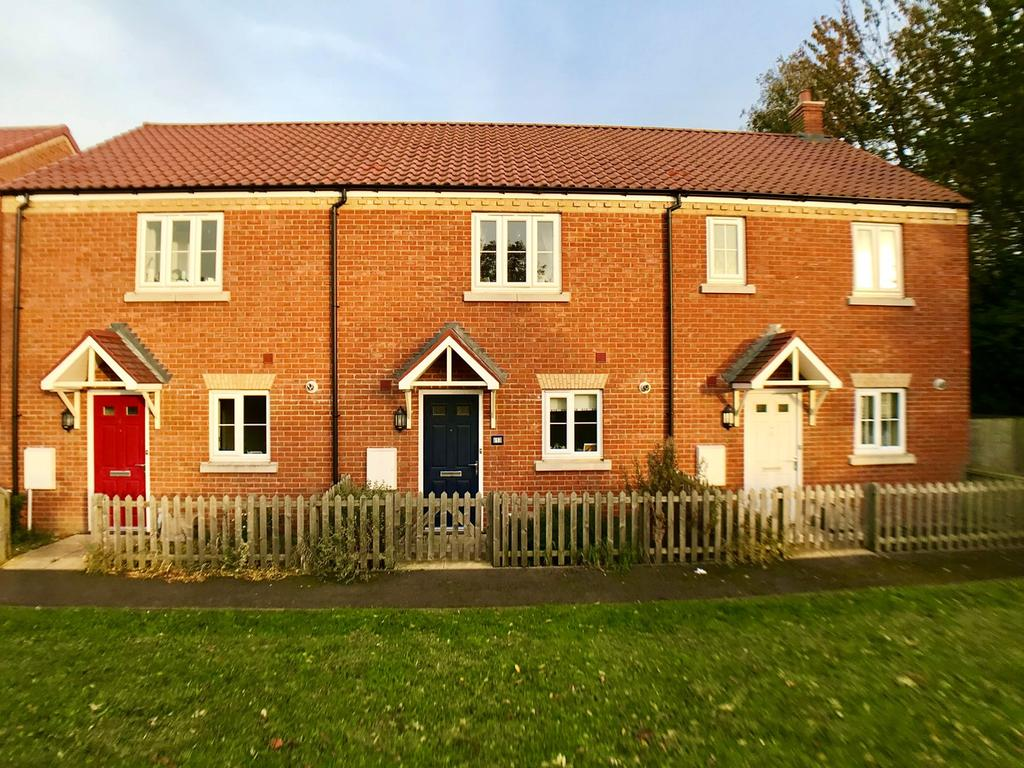 2 Bedrooms Terraced House for sale in Haven Walk, Spalding, PE11
