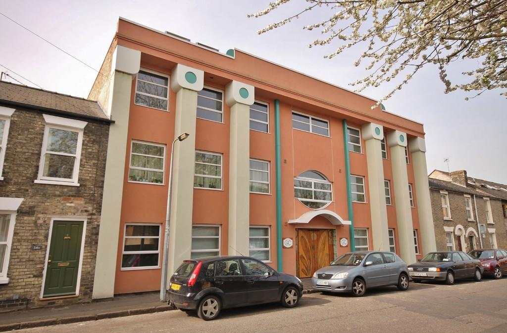 1 Bedroom Flat for sale in Paradise Street, Cambridge