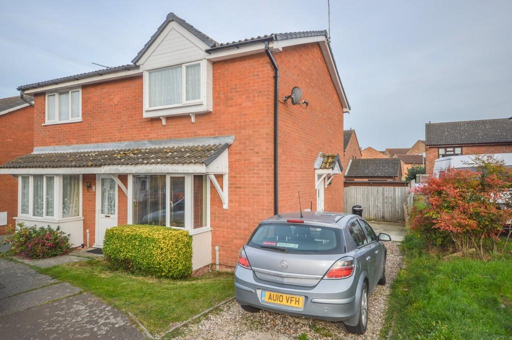 2 Bedrooms Semi Detached House for sale in Lydgate Close, Lawford