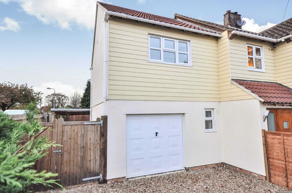2 Bedrooms End Of Terrace House for sale in John Kent Avenue, Colchester, CO2 9HE