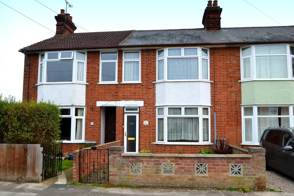 3 Bedrooms Terraced House for sale in Britannia Road, Ipswich, IP4 5LD