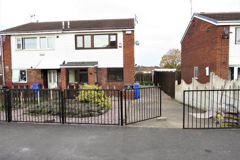3 bedroom semi-detached house to rent - Lytton Drive, Sheffield
