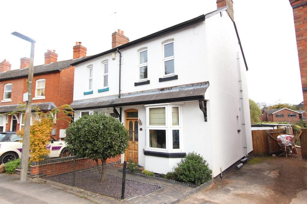 2 Bedrooms Semi Detached House for sale in Poplar Road, Dorridge