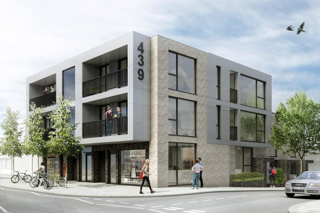 2 Bedrooms Flat for sale in Brockley Road SE4 2PJ