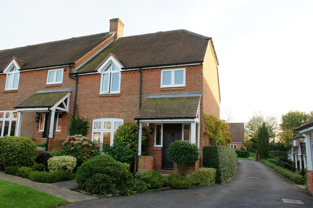 3 Bedrooms End Of Terrace House for sale in Berehurst, ALTON, Hampshire