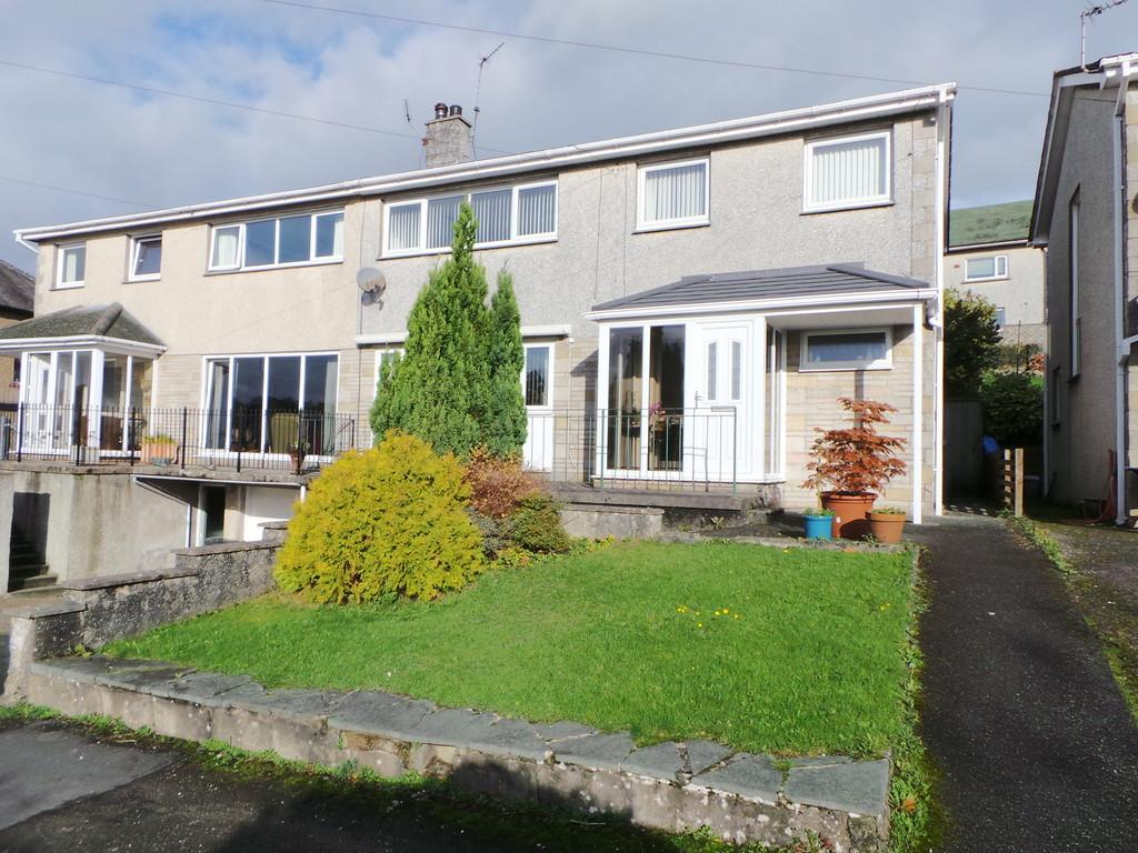3 Bedrooms Semi Detached House for sale in Church Fields Avenue, Ulverston LA12 7HE