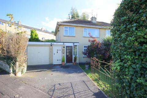 3 bedroom semi-detached house for sale - Georgian View, Kingsway, Bath