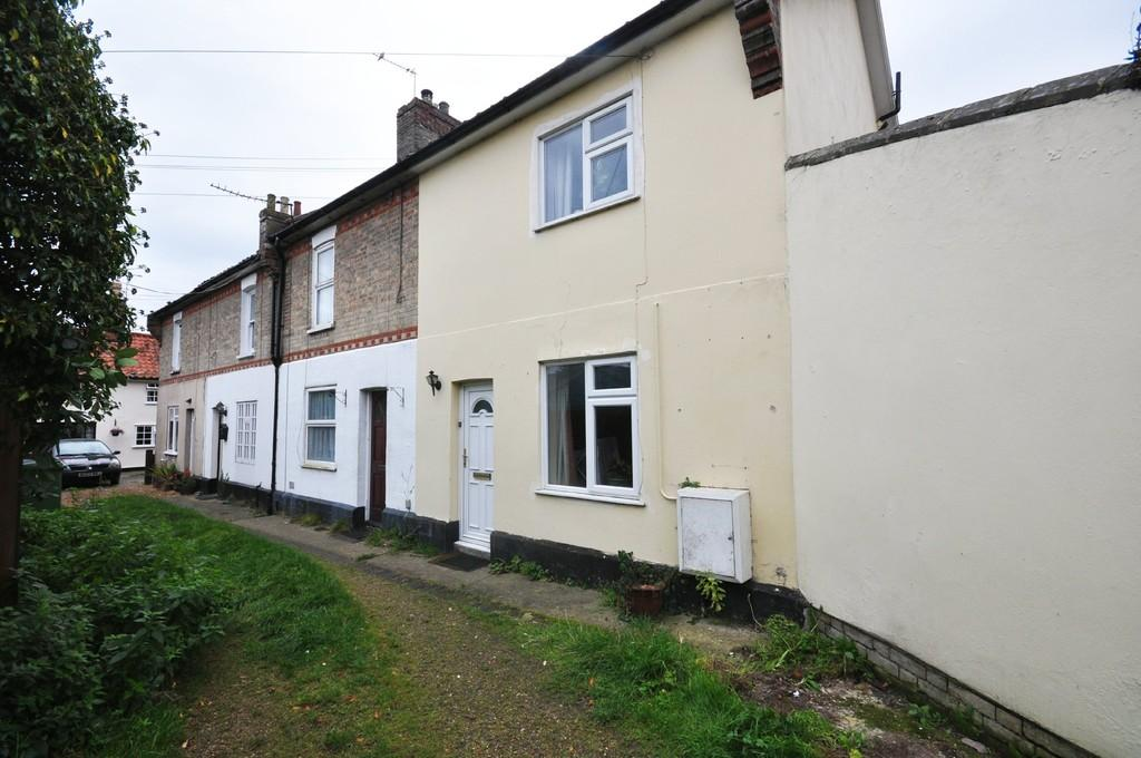 2 Bedrooms End Of Terrace House for sale in Harrisons Yard, Shelfanger Road, Diss