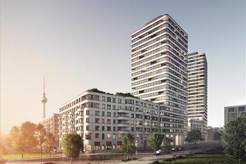 Residential development  - Muehlenstrasse 31 - 33, Berlin