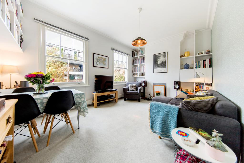 2 Bedrooms Flat for sale in Rainville Road, Hammersmith, London