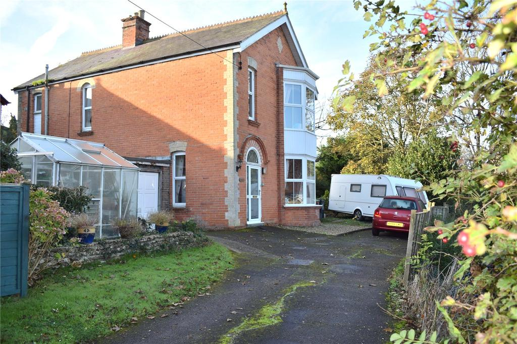 4 Bedrooms Detached House for sale in Crock Lane, Bridport, Dorset