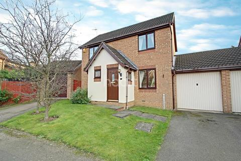 3 bedroom detached house for sale - Elmtree Close, Hamilton, Leicester
